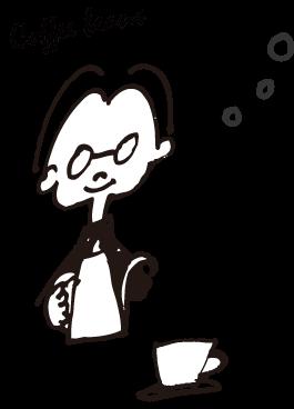 カラフルコーヒー